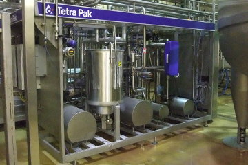 Process Pipework to the food and beverage industry