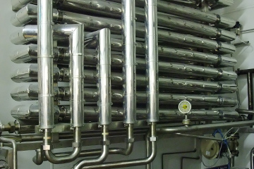 Insulation of Process Pipework